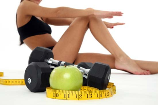 Cardio-exercise-makes-women-eating-more-foods